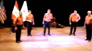 Grupo Vocal Tinaja de Argentina - Negrito