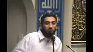 Cure for Heedlessness (Gaflah) ~Ustadh Nouman Ali Khan