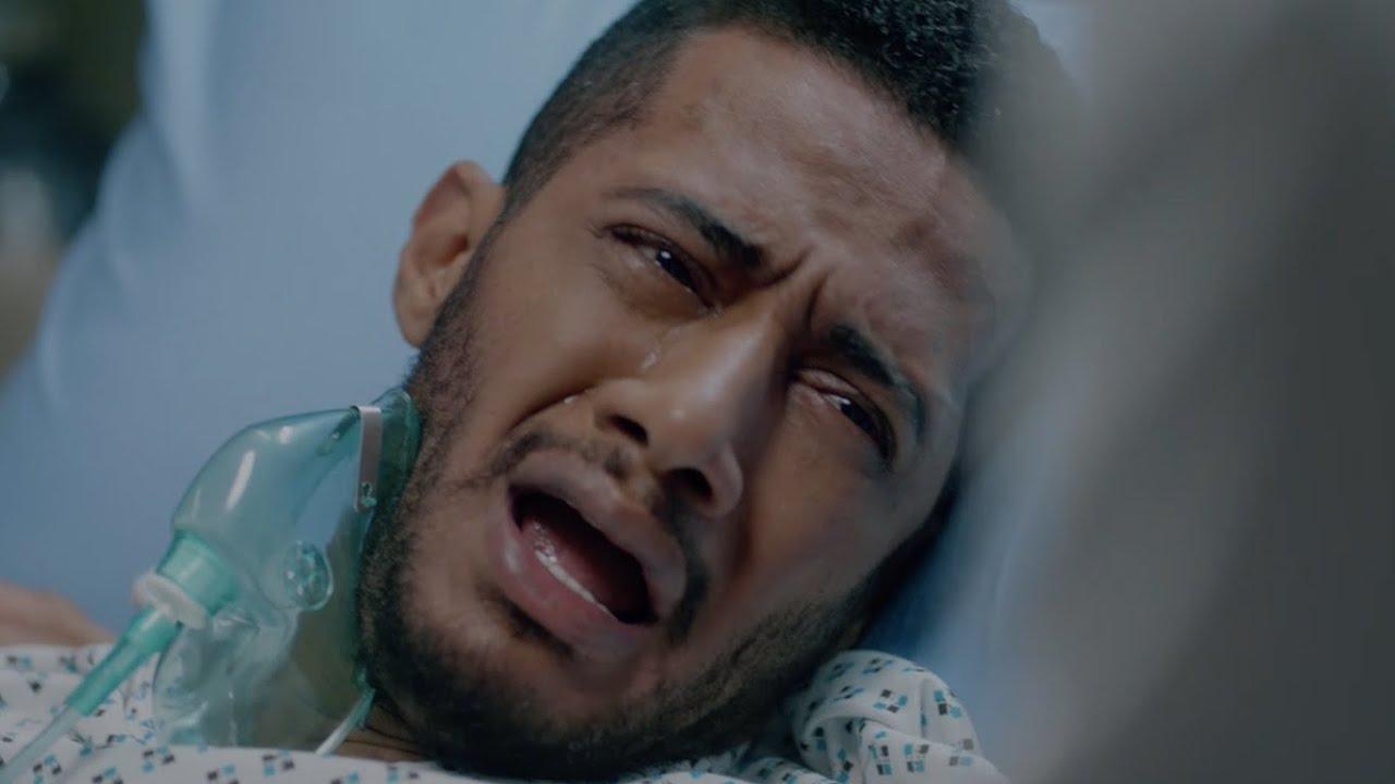 انهيار رضوان بعد سماع خبر وفاة مراته وابنه مسلسل البرنس محمد رمضان Youtube