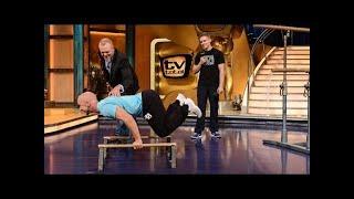 Calisthenics mit Sven und Alex - TV total