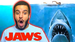 """WATCHING """"JAWS"""" FOR THE FIRST TIME"""
