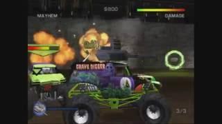 Monster Jam Maximum Destruction Gameplay