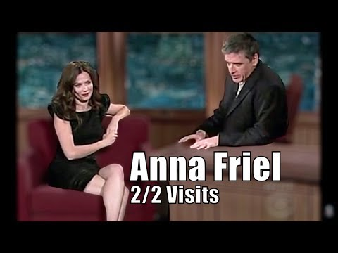 Anna Friel  9 Years, Hasn't Popped The Question  22 Visits In Chronological Order