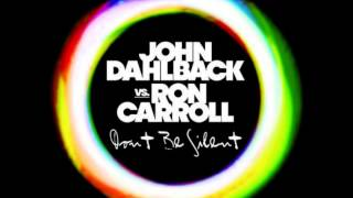 John Dahlback vs. Ron Carroll - Don