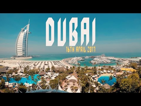Longest timelapse ever - A view from Dubai's hotel balcony to Burj Al Arab