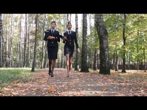 Женщинам московской полиции посвящается!