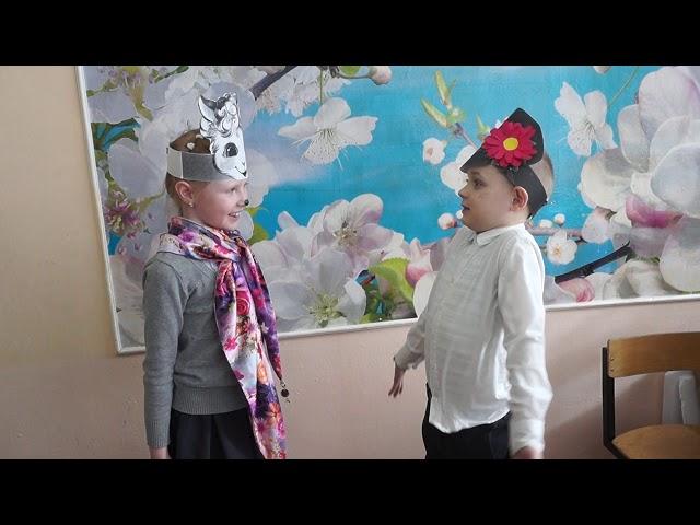 Изображение предпросмотра прочтения – КириллОсипов читает произведение «Потешки-небылицы» (Русский фольклор )