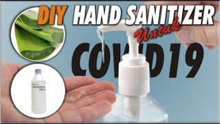 Dengan maraknya pemberitaan virus covid-19 berdampak jadi menghilangnya masker dan hand sanitizer di pasaran, karena kedua barang itulah yang bisa diandalkan...