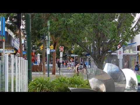 Melbourne - Public Transport - Box Hill Station Tour (Train and Tram) 2015 12 18