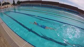 Плавание. Упражнения вольным стилем