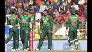 বাংলাদেশের ফিল্ডিং ও পাওয়েল এর আউট নিয়ে লঙ্কাকান্ড Bangladesh vs West Indies 3rd ODI 2018