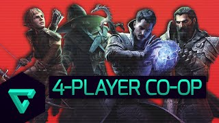 Dragon Age Inquisition : 4-Player Co-op Gameplay | Archers, Necromancer & Templar