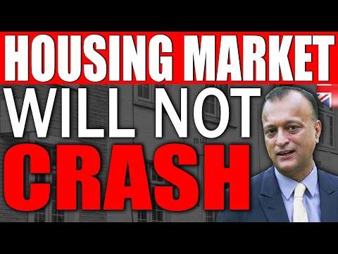 Housing Market Crash WILL NOT HAPPEN in 2021   Eight Reasons Why UK Property Prices Will Not Crash