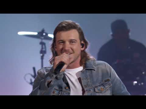 "Morgan Wallen – ""Whiskey Glasses"" (Live from 2020 ACM Awards)"