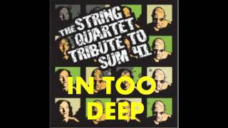 Sum 41 - In Too Deep (String Quartet)