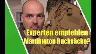 Experten empfehlen Mardingtop Rucksäcke???