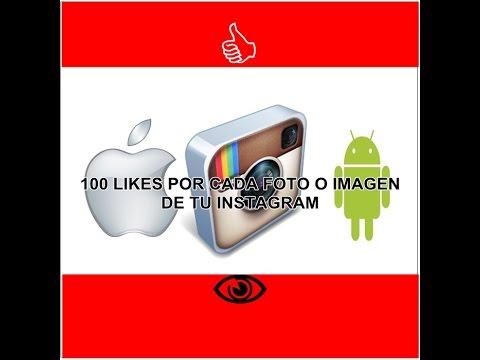 Conseguir likes en instagram gratis iphone