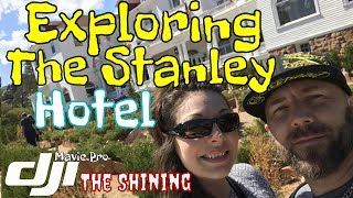 The Stanley Hotel in Colorado - The Shining Hotel - 059