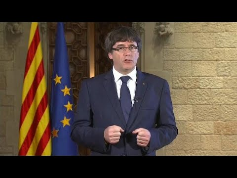 euronews (in English): Anxiety rises in Catalonia as Spain's political crisis deepens