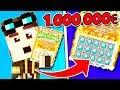 HO VINTO 1 000 000 AL CRAFTA E VINCI Casa Di Minecraft 22 mp3