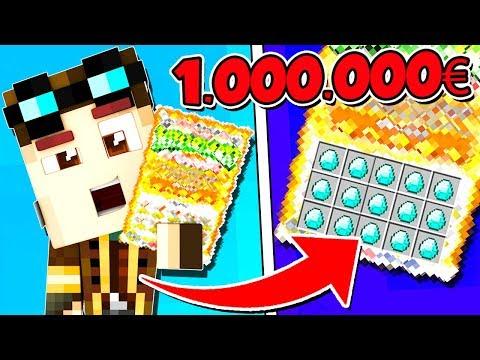 HO VINTO 1.000.000€ AL CRAFTA E VINCI! - Casa di Minecraft #22