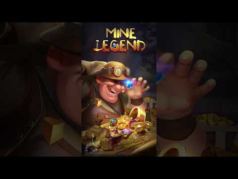 Mine Legend –  Idle Clicker & Tycoon Mining Games 1