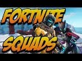 Fortnite Squads with Subs PS4 Live Stream!!!!!