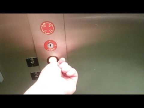 Retrofitted Mowrey Hydraulic Elevator @ The Blackstone Building- West Palm Beach, FL