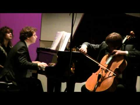 Franz Liszt, Consolation No.3, Guido Schiefen (cello), Eric Le Van (piano)