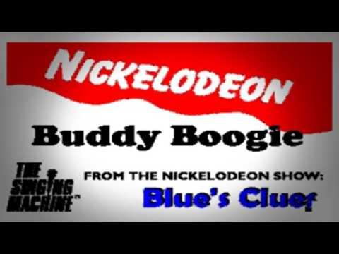 Blue's Clues Buddy Boogie SM Karaoke