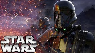 Secrets of the Death Troopers - Rogue One: A Star Wars Story