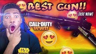 Overall BEST GUN in COD WW2! (USE THIS ASAP) *No one knows This Yet* thumbnail