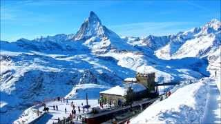 ZERMATT SWITZERLAND Magic Winter 2014(Zermatt, Cervin Matterhorn, Gornergrat et Zmutt. Zermatt en hiver c'est vraiment magic...., 2014-01-11T00:31:33.000Z)