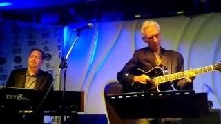 """Pat Martino Organ Trio """"Seven Come Eleven"""" - Live Concert al Modo - Salerno"""