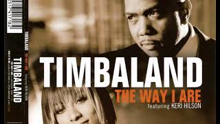 Timbaland Ft. Keri Hilson - The Way I Are (Extended Funkymix)