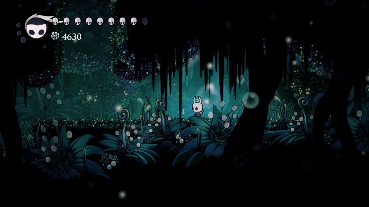 hollow knight ambience queen 39 s gardens outdoors ambience youtube