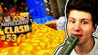 Minecraft CLASH #53 | RICHTIGE DUMMHEIT! | Dner