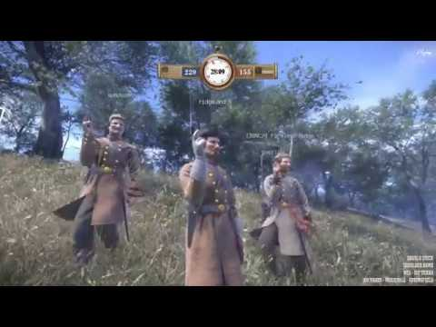 War of Rights - Confederate States - Skirmish - Firing by File and Giving the Yankees the Bayonet