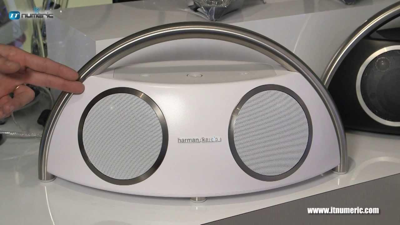 harman kardon go play wireless enceinte sans fil youtube. Black Bedroom Furniture Sets. Home Design Ideas
