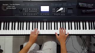 Doa Kami True Worshippers - Piano Cover by Kristo Radion.mp3