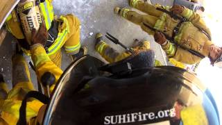 SUHi Fire ROP Search and Rescue