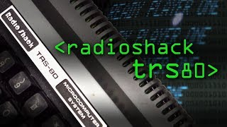 Radio Shack's TRS80 - Computerphile