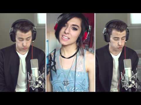 "Ariana Grande - ""Focus"" - Christina Grimmie & Mike Tompkins - Acapella Cover"