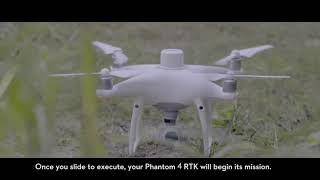 Drone mapping with dji phantom 4 rtk dji terra part 1