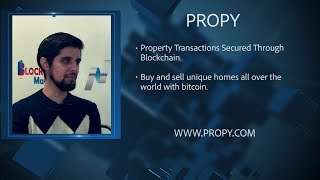 Propy | Property Transactions Secured Through Blockchain | VP of Marketing Leo Kahn | WCEF