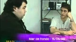 Entrevista a Guillermo Barros Schelotto en Marca y Presión - 03.03.2011 - parte1