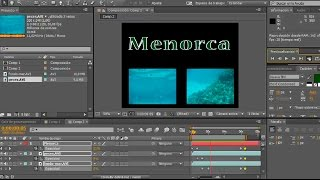 Video de After Effects de 2 horas de duración. After effetcs cc Introducción