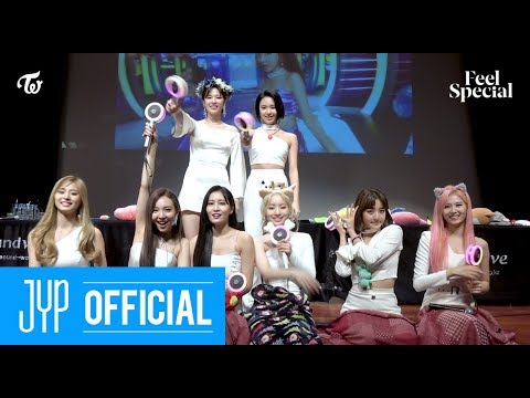 """ONCE & TWICE """"Feel Special"""" Cheering Guide"""