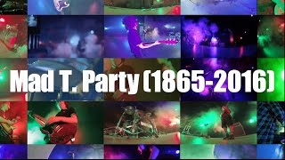 WHITE ASH  Mad TParty 1865-2016Music Video