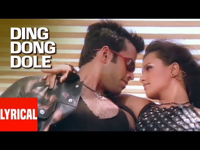 Ding Dong Dole Lyrical Video | Kucch To Hai | K K, Sunidhi Chauhan | Tushar Kapoor